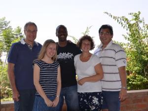 RinJ team to Kigali, Rwanda
