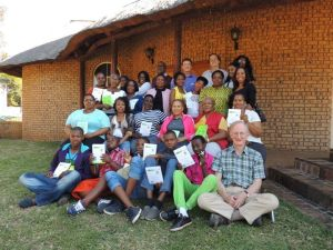 RinJ Junior is introduced to the Diocese of St Mark, South Africa