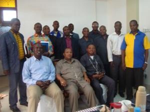 Diocesan Coordinator Conference, Dodoma