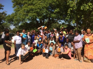 RinJ Junior leaders trained, Diocese of St Mark the Evangelist