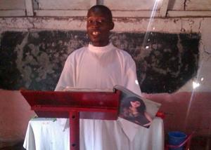 Catechist Joel Ngoy Makobo