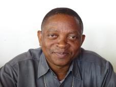 Bishop James Almasi