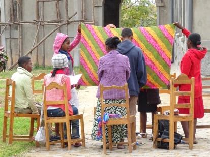 Practical demonstration, Fianarantsoa