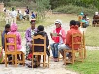 Practice group, Fianarantsoa