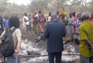responding to tribal conflict, Kajo Keji