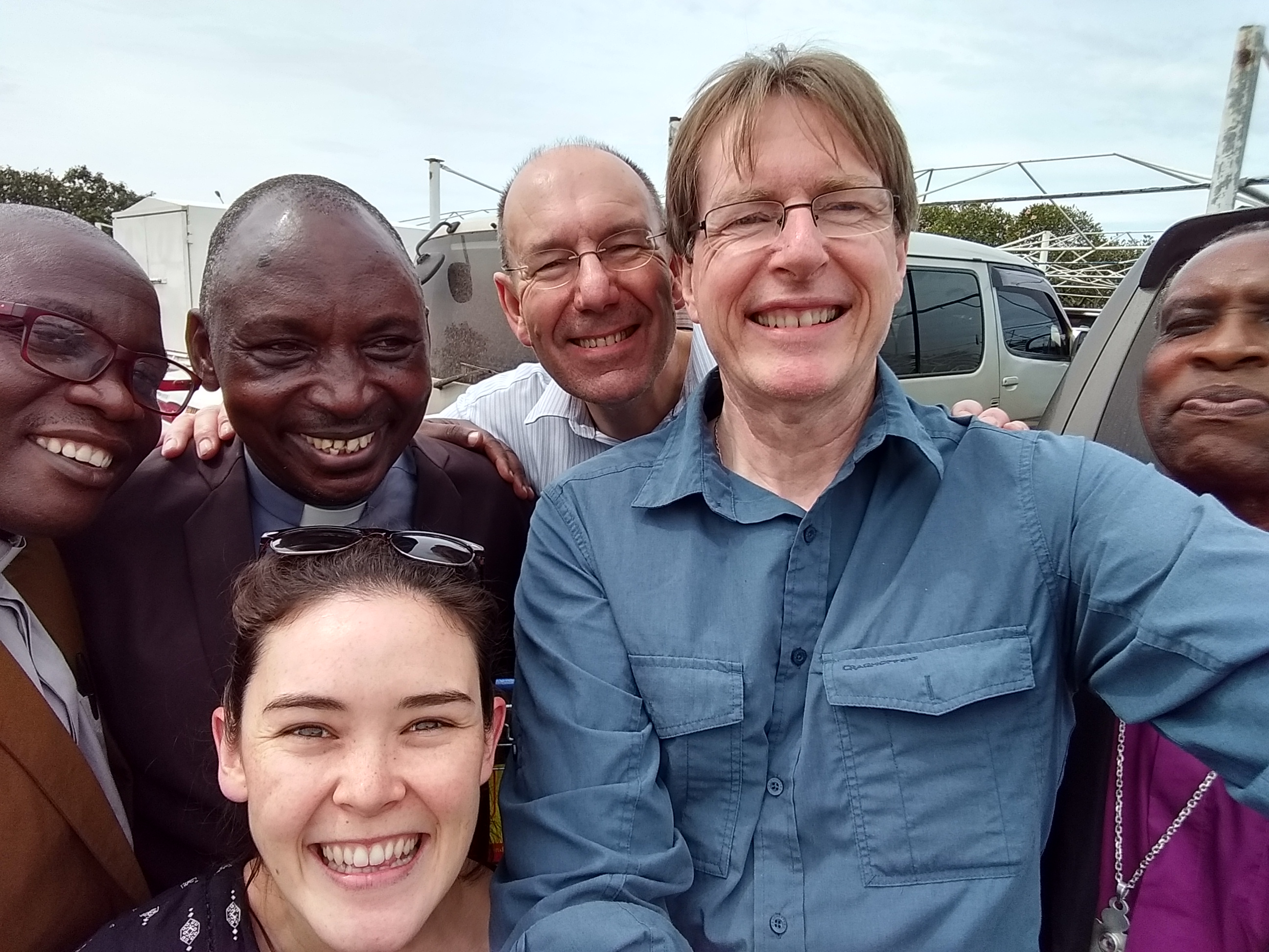 Uganda Team May 2019